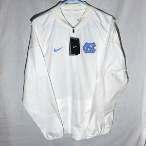 Nike NC State Storm Fit Pullover Windbreaker